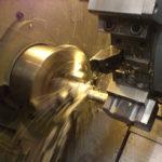 Mecanizado torno CNC